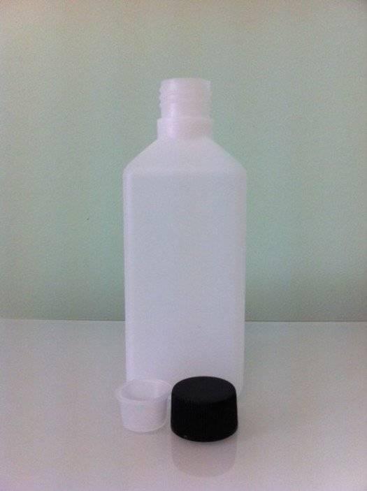Buy Online 500ml Square Hdpe Bottles Bottles Boxes