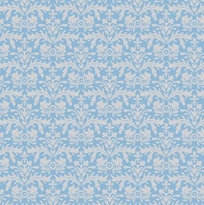Blue Embossed Eco Wrap Paper