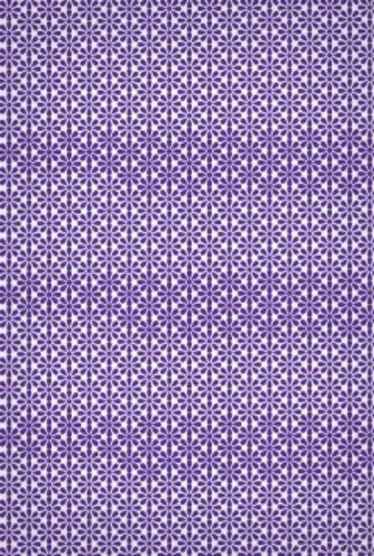 Purple Patterned Eco Wrap Paper