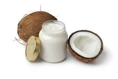 Virgin, Organic Coconut Oil